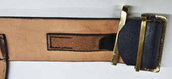 1855 rifleman's belt