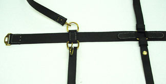 19th century Cavalry, sword belts, cap pouches, holsters, carbine