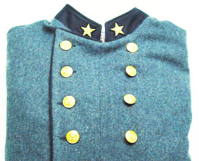 C & D Jarnagin Company - Confederate Officers Uniforms